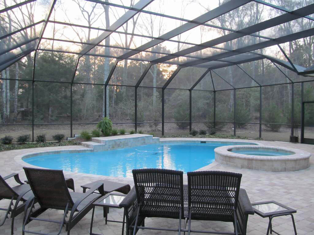Gulf Coast Patio Screen Pool Enclosures